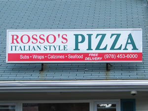 Rossos Pizza | Lowell Pizza - image